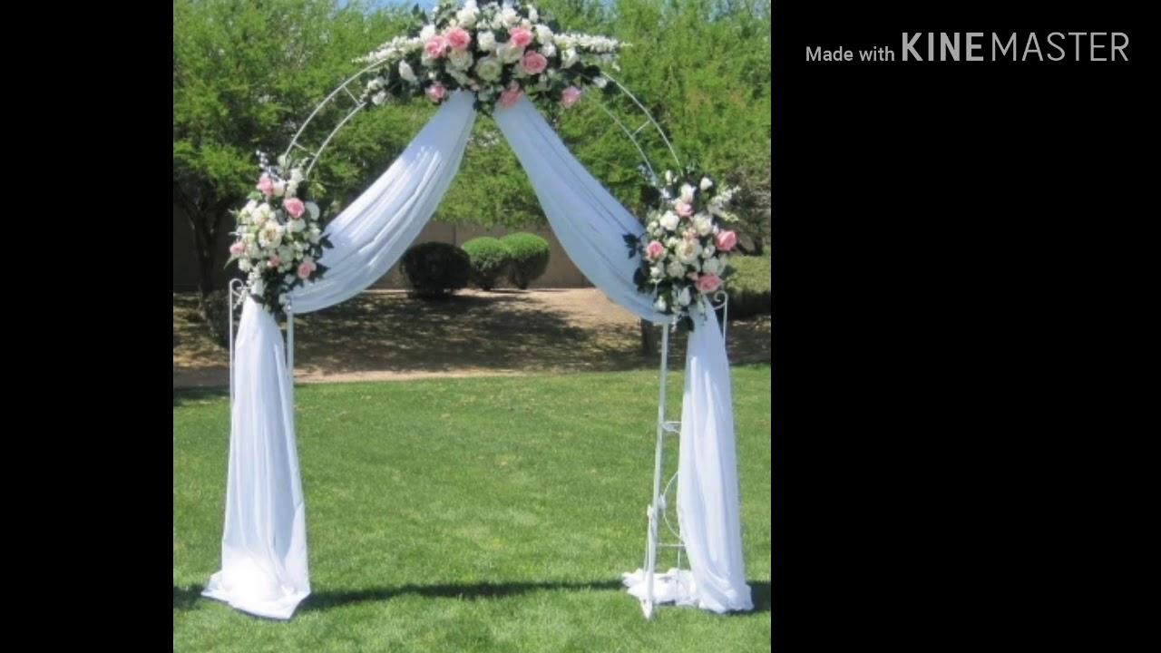 Wedding Decoration Ideas Youtube
