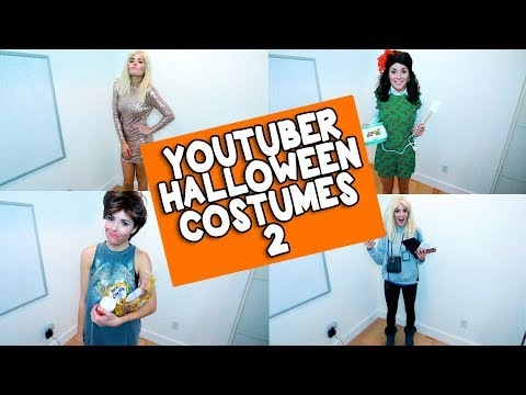Download Youtube: YOUTUBER HALLOWEEN COSTUMES 2 // Grace Helbig