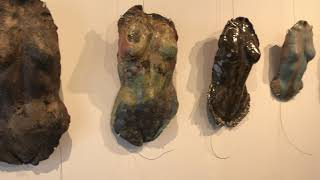 hands on clay Exhibition - Lise Edwards