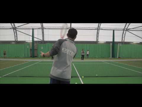 University of Exeter Tennis - Club Coaching Programme