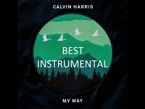 Calvin Harris - My Way  (Official Audio)