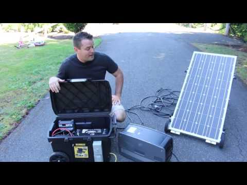 How To Increase Your Solar Generators Power