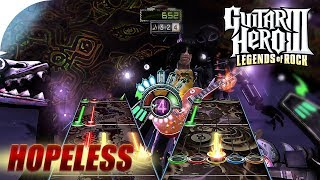 """HOPELESS"" by Breaking Benjamin | Guitar Hero 3 Legends of Rock"
