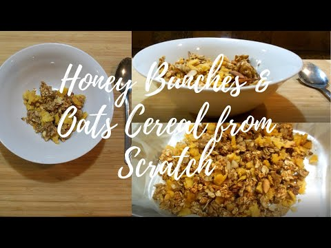 Make Healthy Honey Bunches & Oats Cereal From Scratch