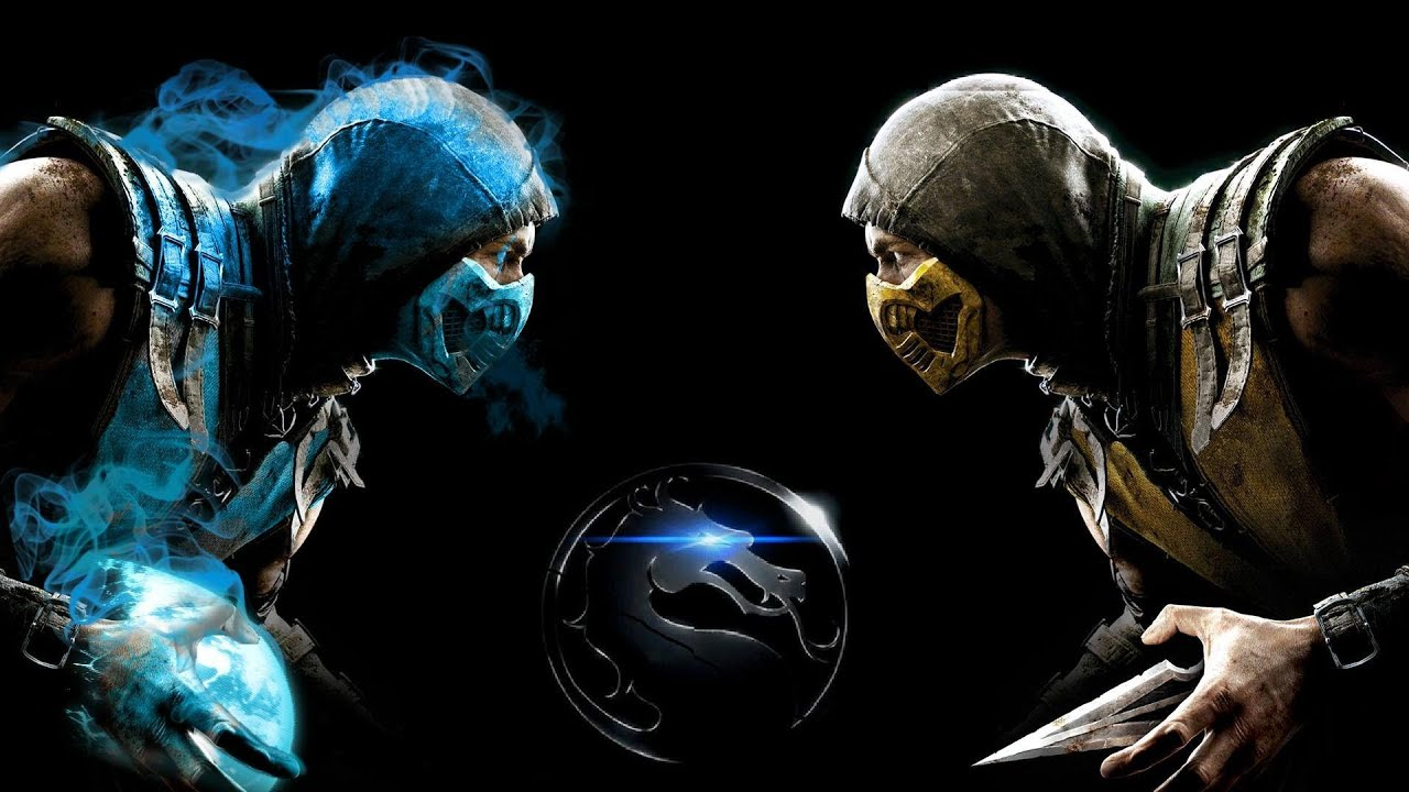 Mortal Kombat X: Sub Zero Vs. Scorpion! (Who Wins?!)