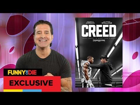"Scott Stapp Reviews ""Creed"""