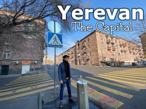 Yerevan - Armenia's Capital