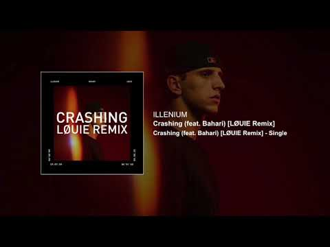 ILLENIUM - Crashing (feat. Bahari) [LØUIE Remix]