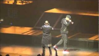 Watch the Throne - That's My Bitch - Live at Staples Center
