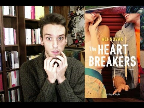 LIBRO TRASH: Ali Novak - The Heartbreakers