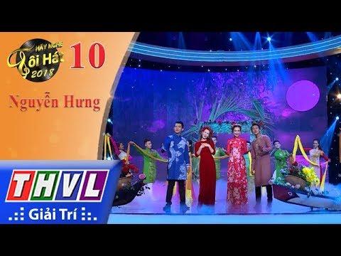 THVL   Hãy Nghe Tôi Hát Mùa 3 – Tập 10[1]: Thuyền Hoa - Như Trang, Võ Hạ Trâm...