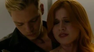Clary and Jace - Storm (Shadowhunters) Kiss