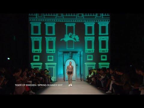 Tiger Of Sweden Spring Summer 2017 Fashion Show