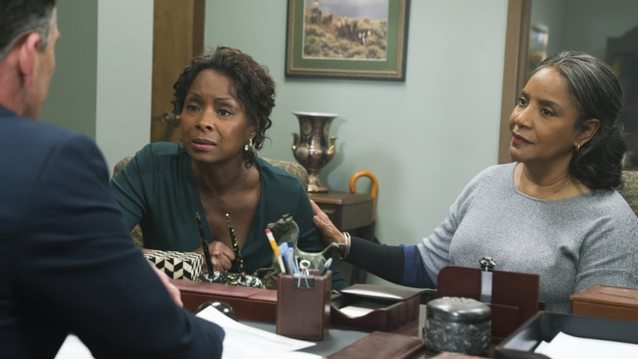 'A Fall from Grace' review: Tyler Perry's Netflix film departs from ...