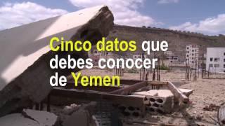 Cinco datos que debes conocer de Yemen