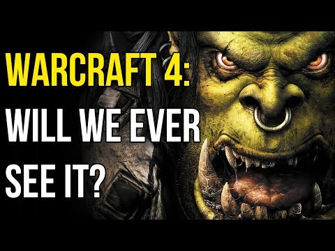 Warcraft 4 - Will We Ever See It Release?