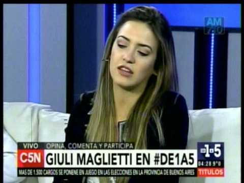 C5N - De 1 a 5: Fernan Roberts Nico Dagostino Daniel Colombo y Giuliana Maglietti