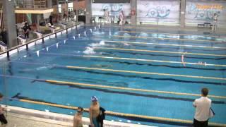 11 50m Selkäuinti Naiset Heat 1 18 04 03