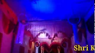 Best Stage And Gallery Decoration In Low Budget By Shri Kumud Flower Decoration Shikohabad U.p