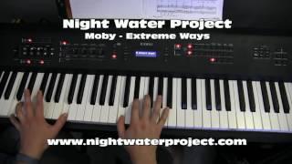 Jason Bourne - Extreme Ways - piano tutorial