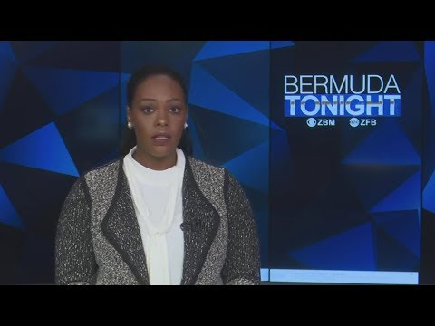 ZBM 'Bermuda Tonight' Newscast, January 9 2019