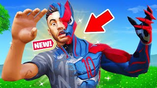 New *NEYMAR JR* UPDATE in Fortnite! (Secret Skin)