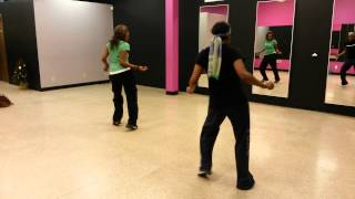 """Turn The Night Up"" Enrique Iglesias Original Choreo by- Elisha Zuniga"