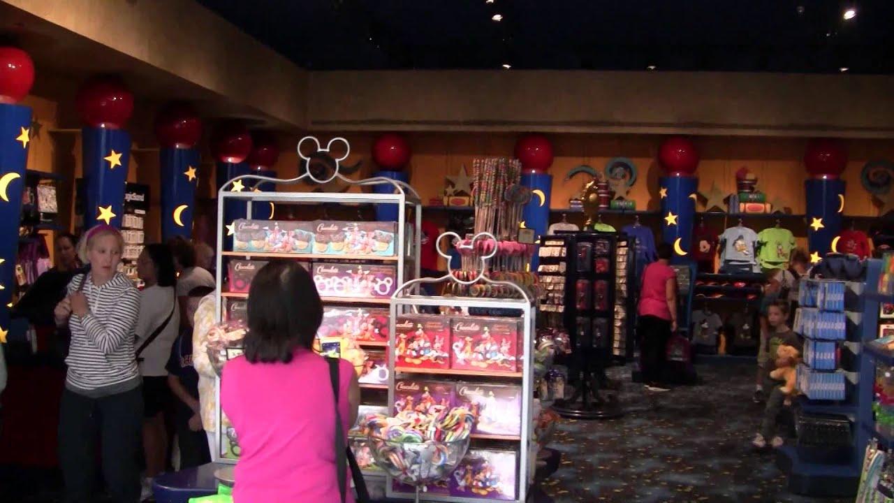 Magic Of Disney Store Orlando International Airport