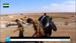 الجيش التركي يعلن تأمين الحدود مع سوريا بعد معركة دابق