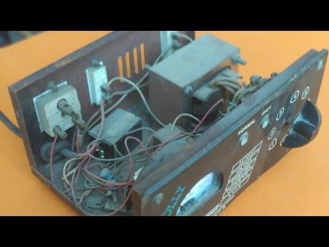 AUTOCUT / Manual Voltage Stabilizer Working | Skill Development