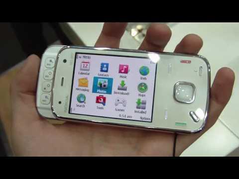 Първи минути с Nokia N86 8MP