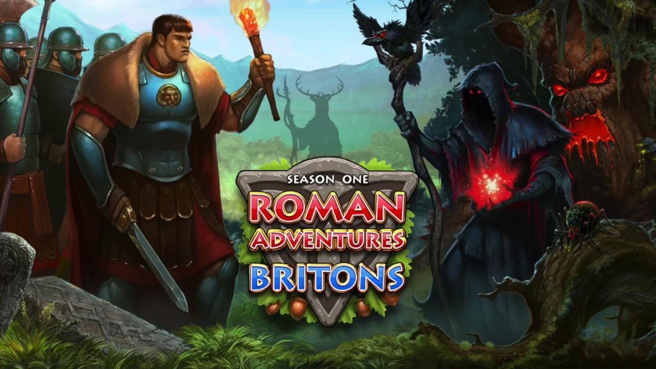 Roman Adventures: Britons. Season 1 - Game Play