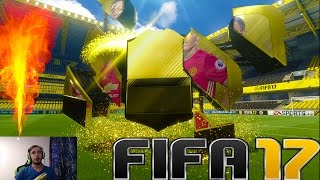 Fifa 17 Romania Pack Opening - Super Inform din Premier League!!!