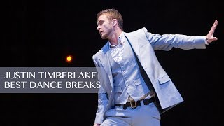 Justin Timberlake's Best Dance Breaks