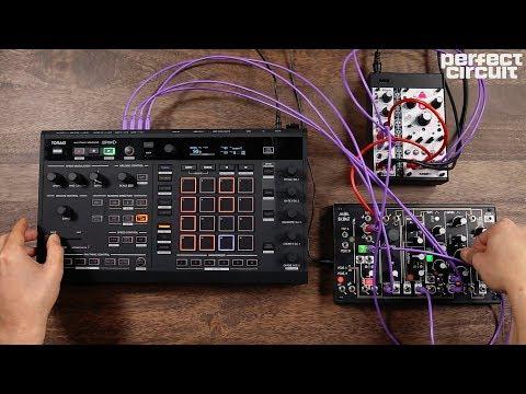 Pioneer DJ Toraiz Squid Sequencer Jam 🦑