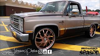 Lincoln Continental,  Chevy caprice Classic, Chevy C10, and more all on rims in HD