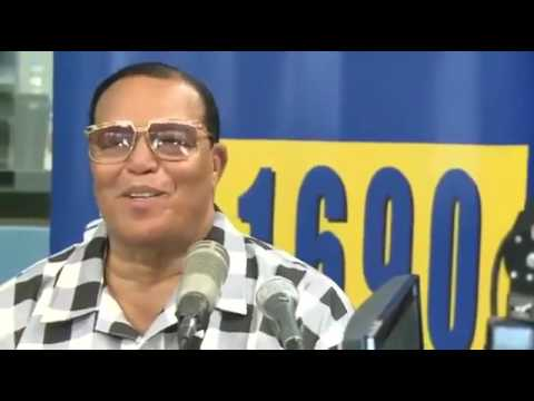 Louis Farrakhan - Live Interview On Cliff Kelley Show (May. 9. 2017) Part 1