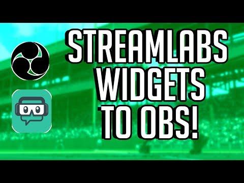 Obs widgets