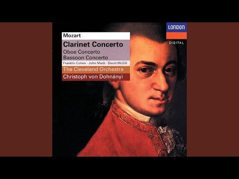 Mozart: Bassoon Concerto in B-Flat Major, K. 191 - 1. Allegro