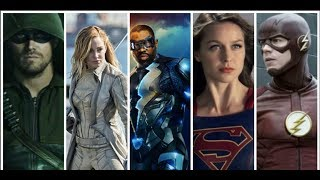 CW Arrowverse Real Talk Live!! Week of 4/15-4/16/19
