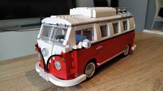 LEPIN 21001 Volkswagen T1 Camper Van
