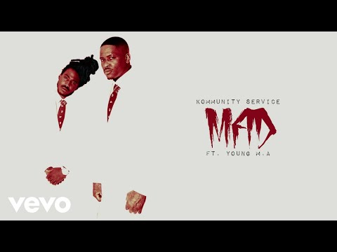 YG & Mozzy – MAD