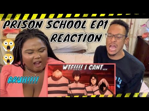unbelieveable-reaction-to-prison-school-season-1-ep1---wtf-is-going-on-with-this-show??!!!???!!