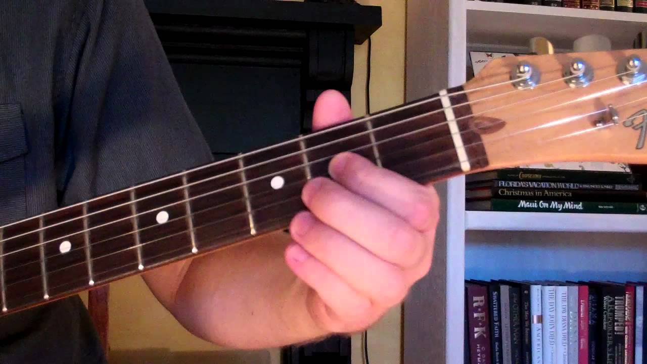 How To Play the Dsus15 Chord On Guitar D suspended fourth 15th
