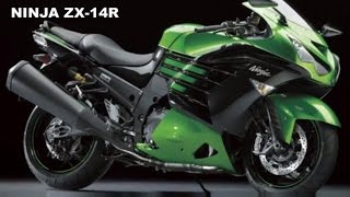 Kawasaki 2017 Ninja ZX-14R, Kawasaki seemed to be preparing ZZR1400...