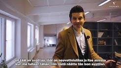 256 m2 toimisto. Kalevankatu 16, Kamppi. Vuokrattavat toimitilat Helsinki.