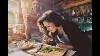 Falafel z masłem i grzybami vs. kopytka z bryndzą i hummusem   Smaki Bez Granic #3