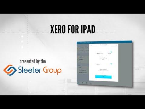 Xero for iPad Review / Tutorial