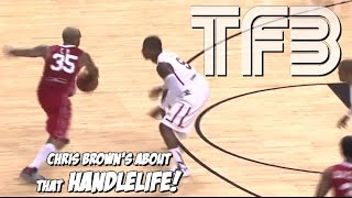 Chris Brown's about that HANDLE LIFE! + Guy Dupuy Windmill over 4 People