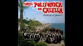 Coral Polifònica De Calella - Volguda Calella - EP 1972